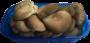 Funghi Pleurotus in Vaschetta